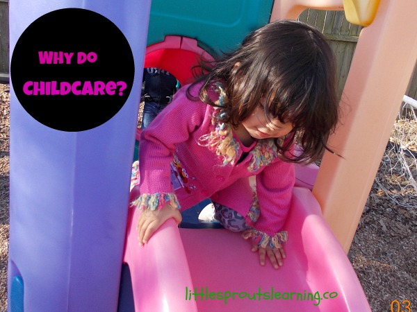 9 Reasons to be a Daycare Provider