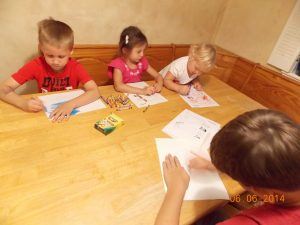 Open Ended Play Leads to Success for Children