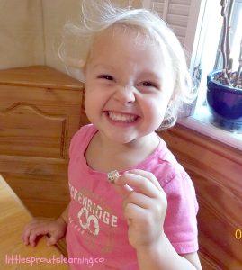 eating okra