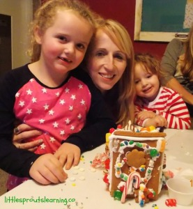 gingerbread creation 3