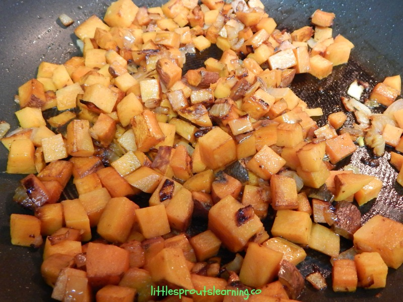 sweet potato saute