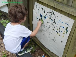 murals painted with nature brushes