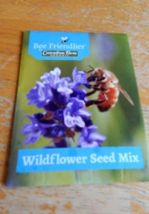 cascadian farm bee friendly campaign