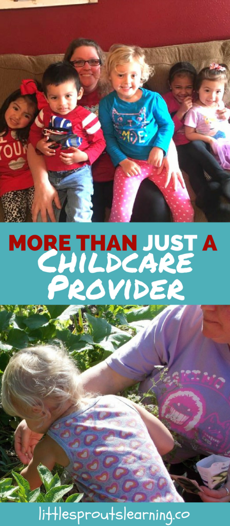 More Than JUST a childcare Provider