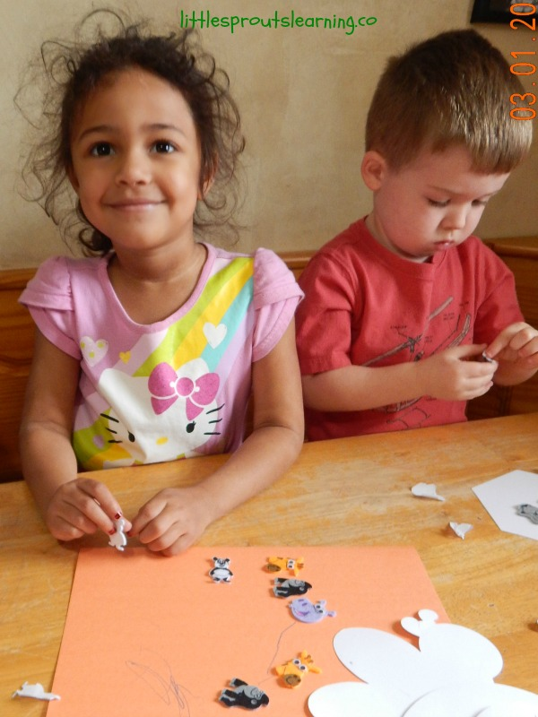 open ended art builds and nurtures creativity