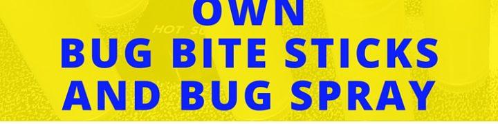 How to Make your Own Bug bite sticks and bug spray