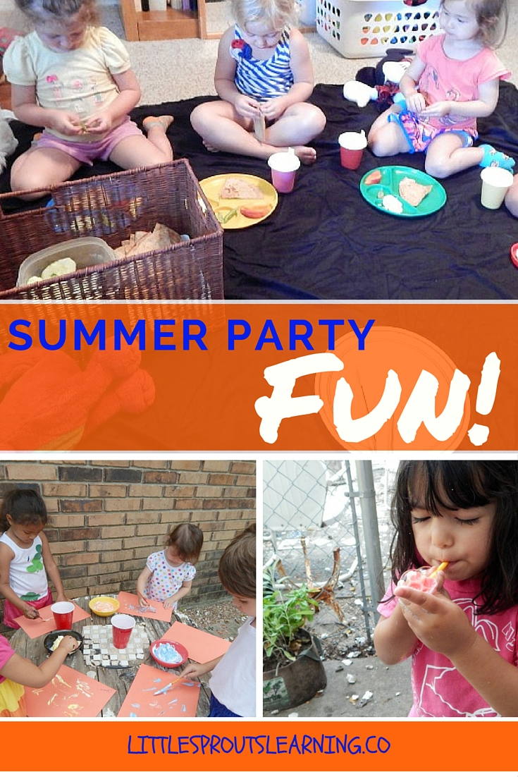 Summer Party Fun