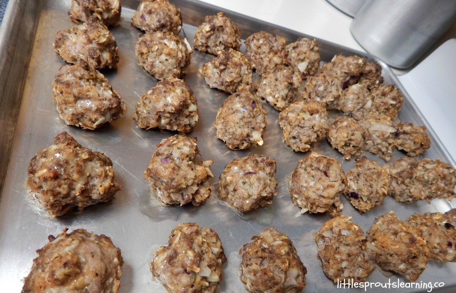 meatballs, homemade, real food, whole food, healthy
