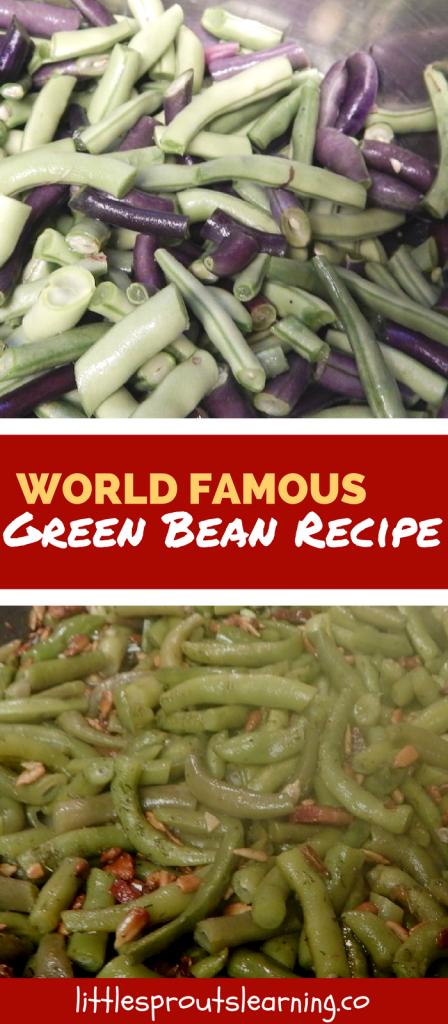 World Famous Green Bean Recipe