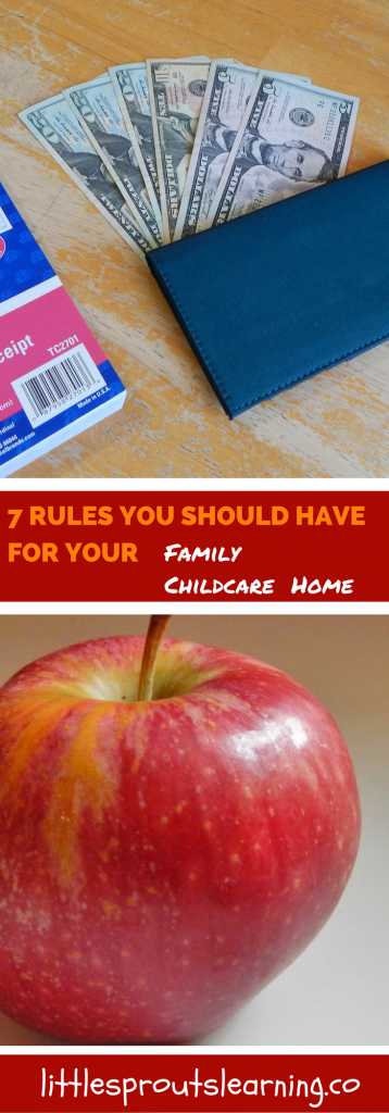 8 Rules You Should Have for Your Family Childcare Home