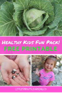 healthy kids fun pack!