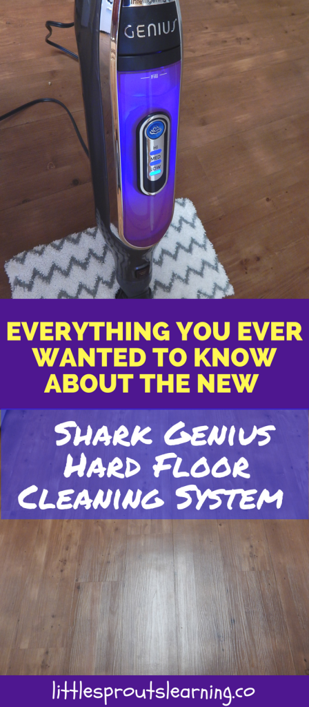 Shark Genius Hard Floor Cleaning System