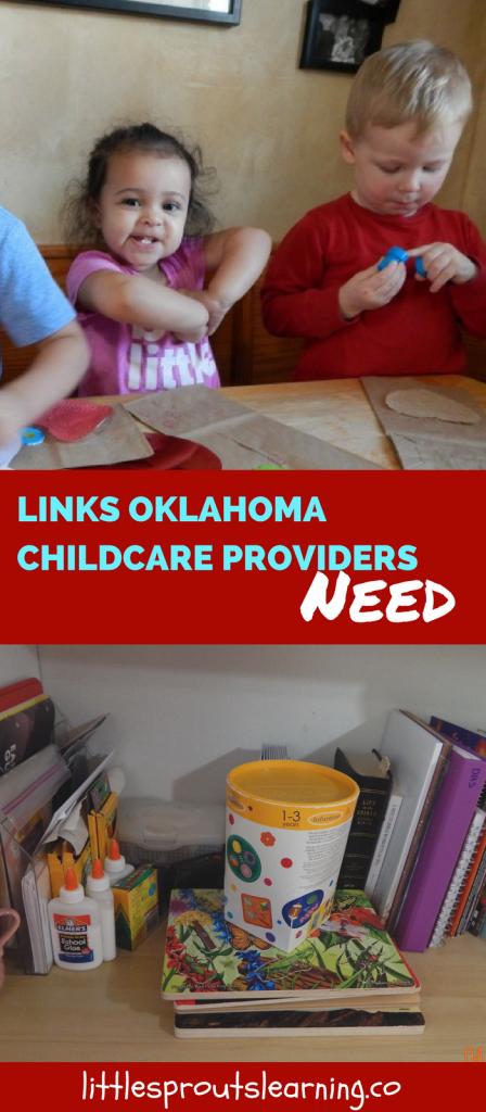 Links Oklahoma Childcare Providers Need