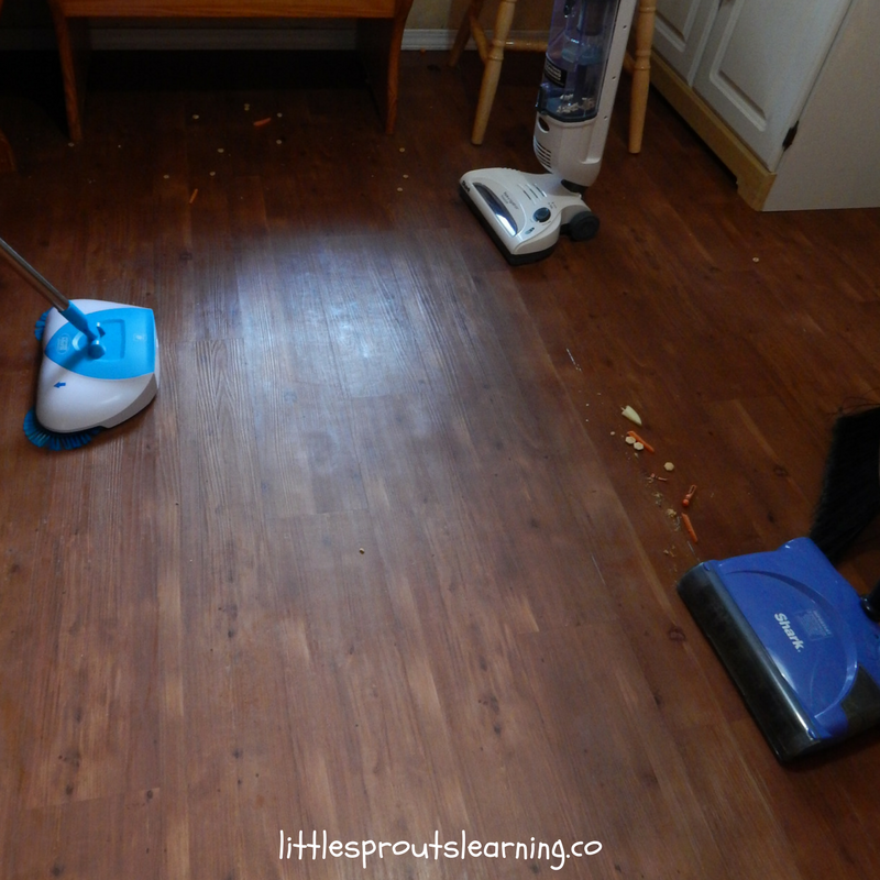 Everything You Need to Know About Sweeping Your Floor results