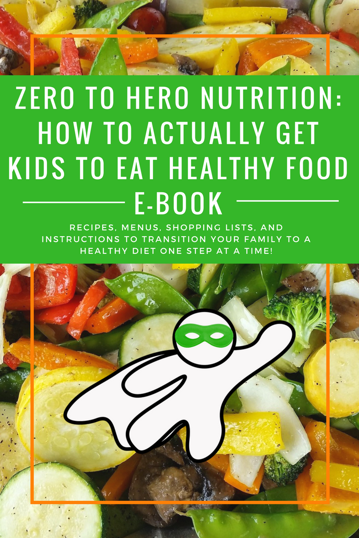 how to get kids to eat healthy