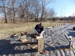 How to Build Cheap Raised Beds for a Preschool Garden