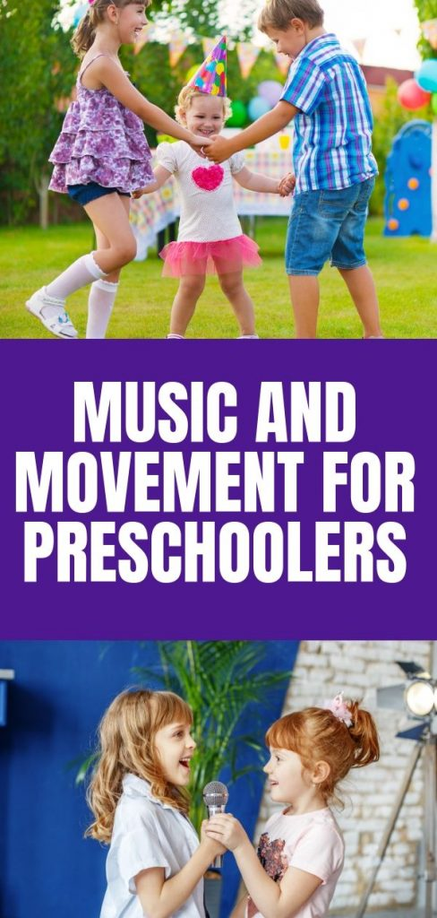 Music and movement is fun for preschooolers, but is music and movement really important to development? The importance of music is profound.