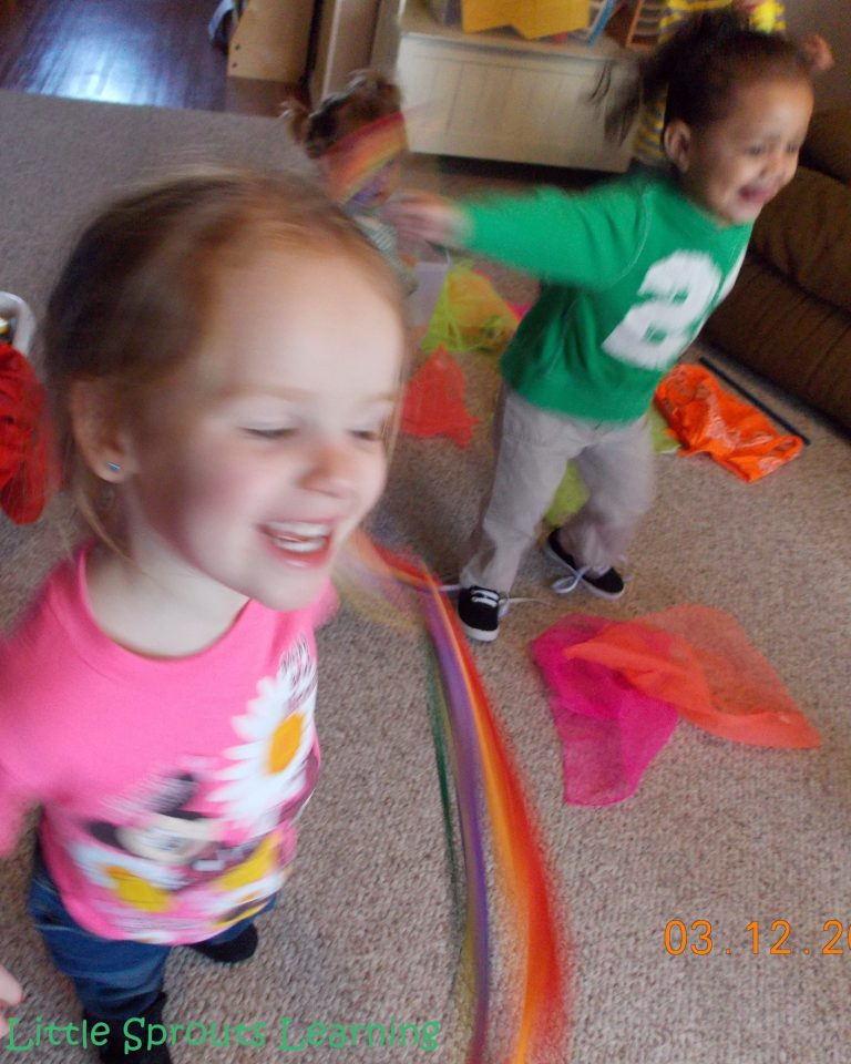 Music and Movement is FUN!
