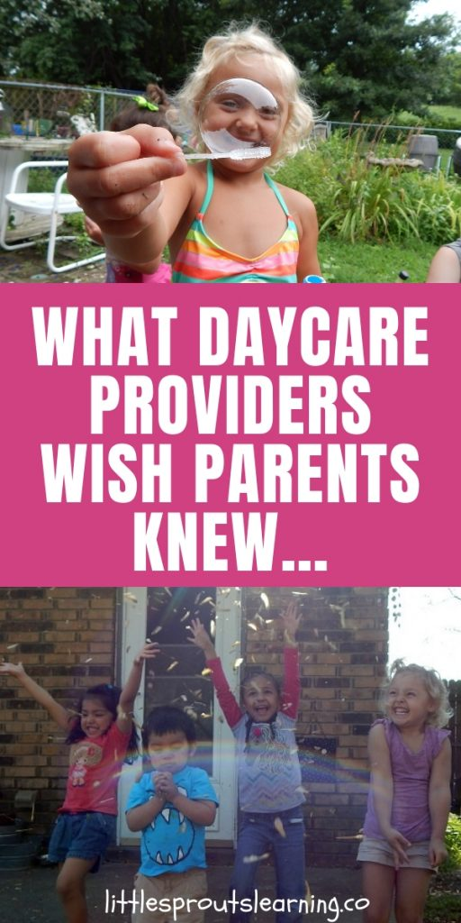 I bet you think daycare is a super easy job and you make tons of money. Childcare is a tough job. Here's what daycare providers wish parents knew.
