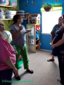 daycare home tour playroom tour