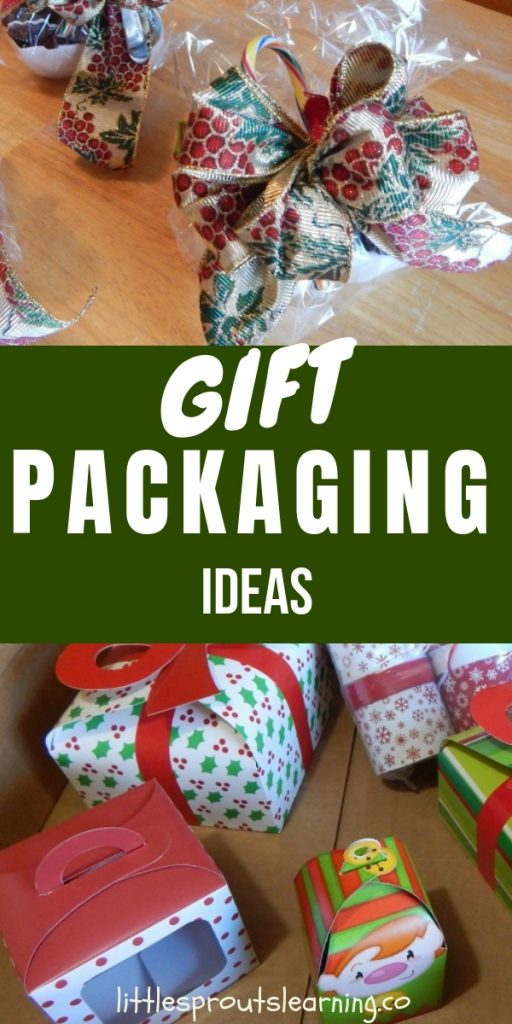 Do you ever come up with a great idea for a homemade gift, but can't make it look cute? Here are 7 gift packaging ideas to make your gifts look amazing!
