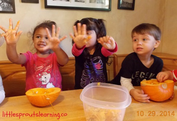 pumpkin seeds, Cheap Fall Activities for Kids
