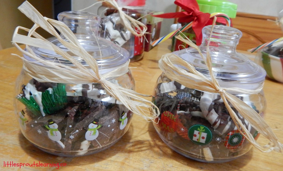 yummy homemade candy packaging
