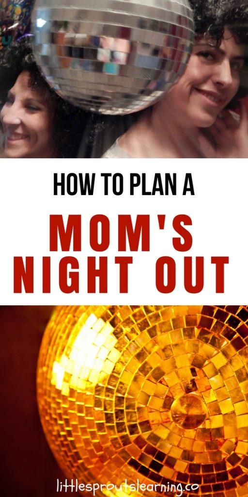 How to Plan a Mom's Night Out for Daycare Moms