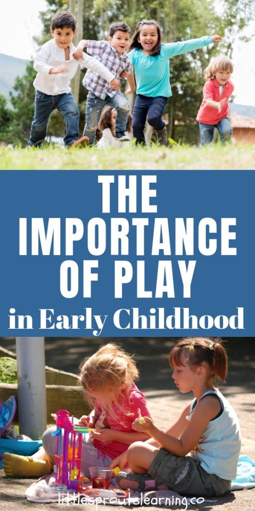 Playtime is fun, but what about real learning? There are some very important facts we should all know about the importance of play in early childhood settings.
