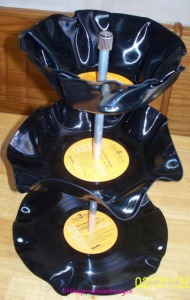 upcycled records