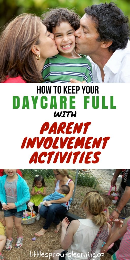 How to Keep Your Daycare Full with Parent Involvement Activities