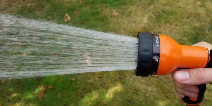 How much should I water my vegetable garden? Overwatering and underwatering are the cause of many garden problems. Find out how much to water and when.