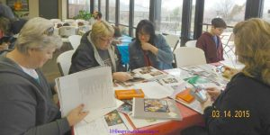 scrapbooks childcare reunion, finding your passion