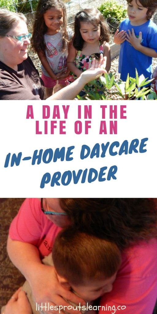 A Day in the Life of an In-Home Daycare Provider