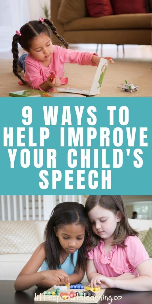 Language development can be encouraged. There are things you can do to help children's speech develop and what to do if you think they're behind.