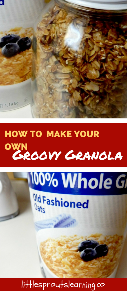 How to make your own groovy granola