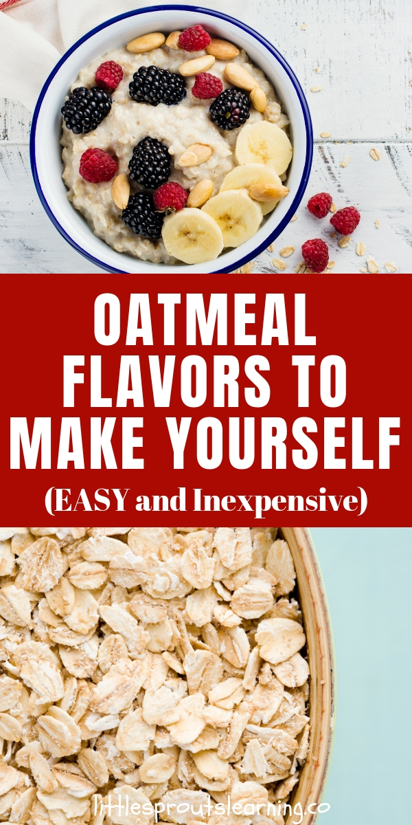 Flavored Oatmeal