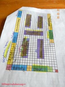garden planning sheets