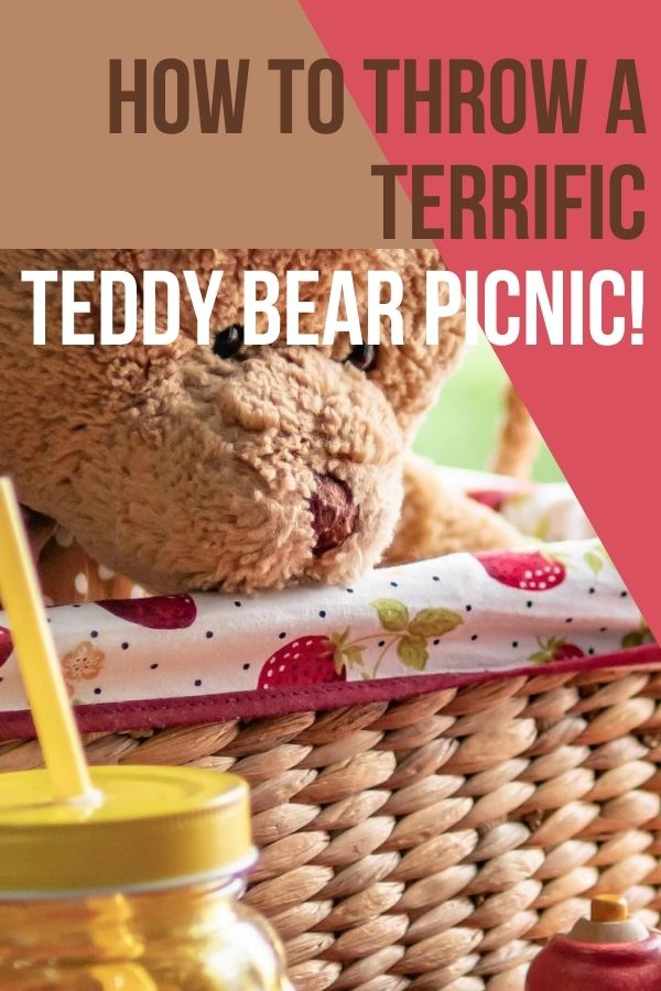 A Teddy Bear picnic a simple, fun thing to do with your kidlets. They will love it and it's not something that takes a whole lot of extra effort.