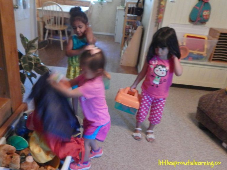 Getting Kids to Clean Up Their Messes