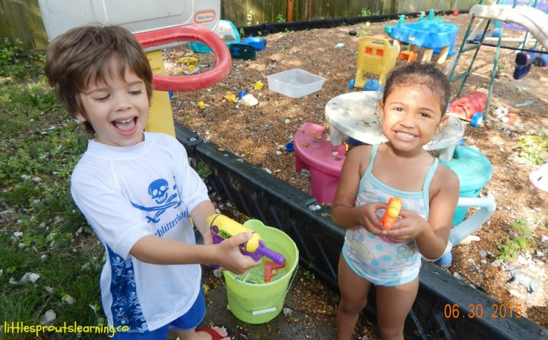 Summer Fun Water Party Ideas for Kids