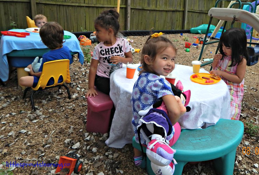teddy bear friendship picnic