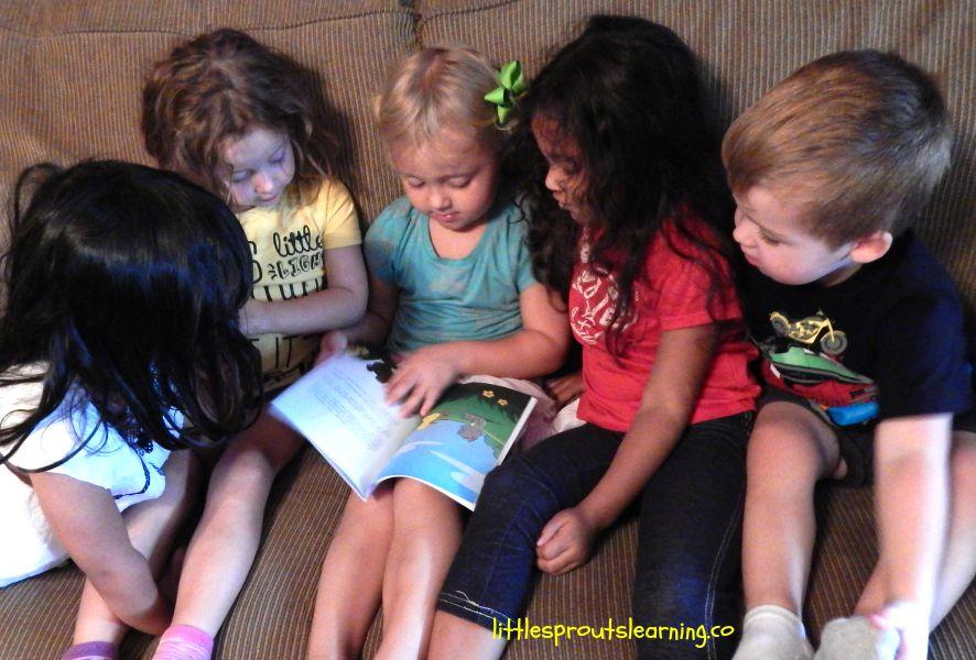 kids literature, quack and daisy