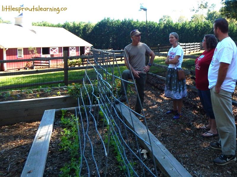 Growing a greener world garden