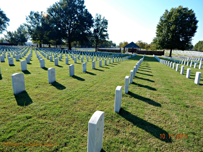fort smith national cemetary