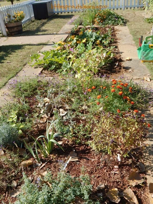 historical garden love, Fort Smith