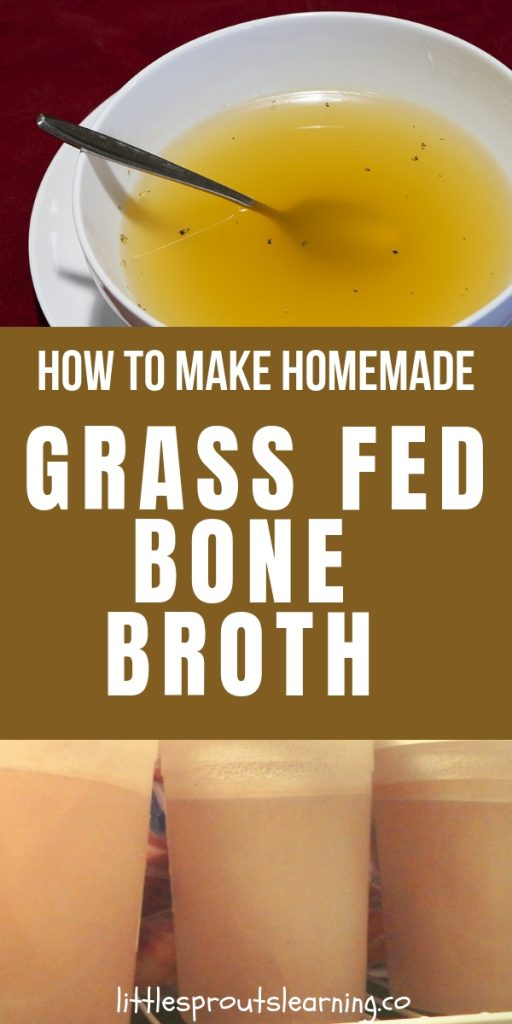 Bone broth is full of nutrition and essentials your body needs for function and healing. Read more to see how to make grass fed bone broth for your health.