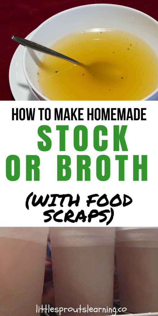 How to Make Homemade Stock or Broth