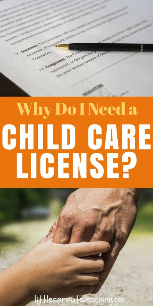 Why Do I Need a Child Care License?