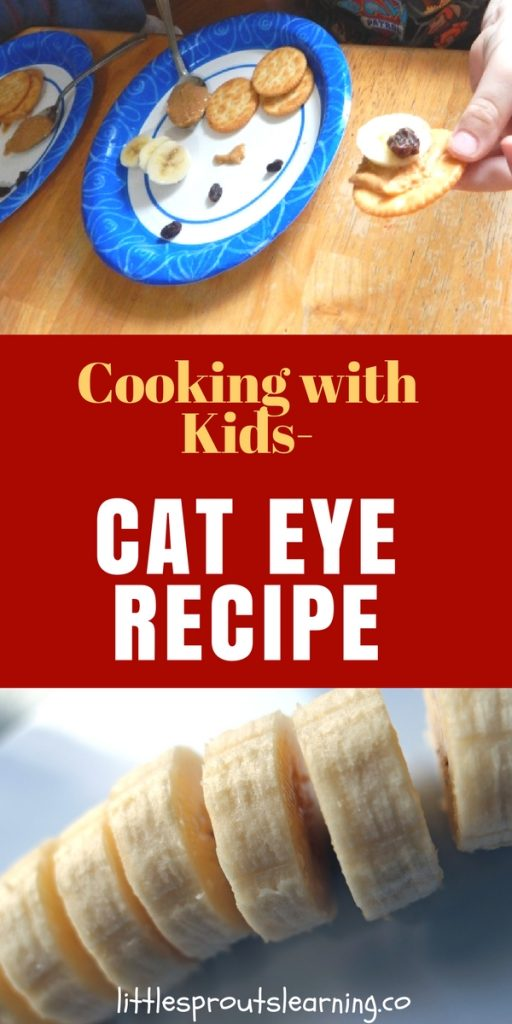 Cooking with Kids-Cat Eye Recipe